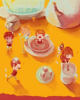 Milk Tea by Kalafin99