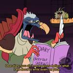 Skektek's Diary