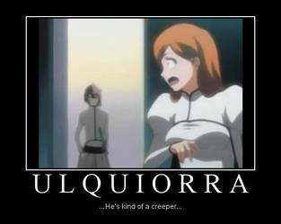 Ulquiorra Is A Creeper by zest1513