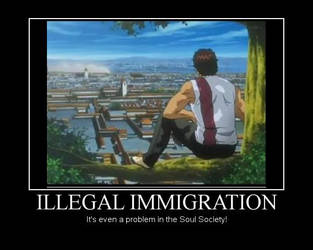 Illegal Immigration by zest1513