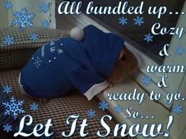 Let It Snow by zest1513