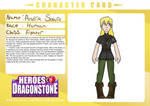 CharacterCard Andria!!