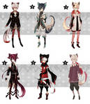 [CLOSED] Auction Leftover adopts