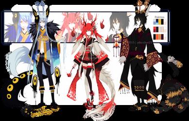 [CLOSED] Halloween Adopts [Genie 4,5,6]