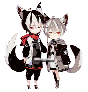 [ ENDED / Raffle Sale ] Couple Adoptables