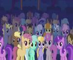 My Little Pony: Ponies's laugh (MLP FiM) by AlbertoJulian