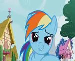 Rainbow Dash laugh [Small] (MLP: FiM) by AlbertoJulian