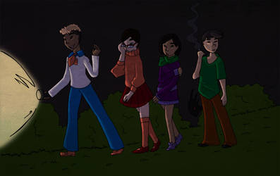 Cryptid Club (or Scared Straight or Queer Mystery)