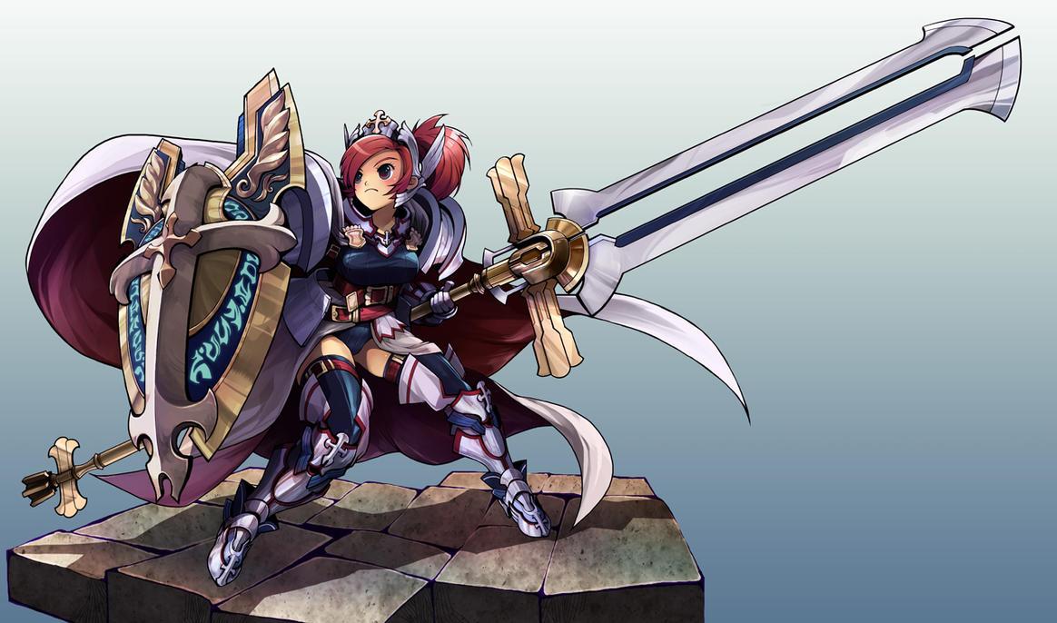 FEZ_Warrior by keelsama