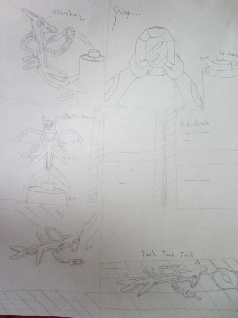 bonus comic 39 shiny 39 by sanddragoncypher on deviantart. Black Bedroom Furniture Sets. Home Design Ideas