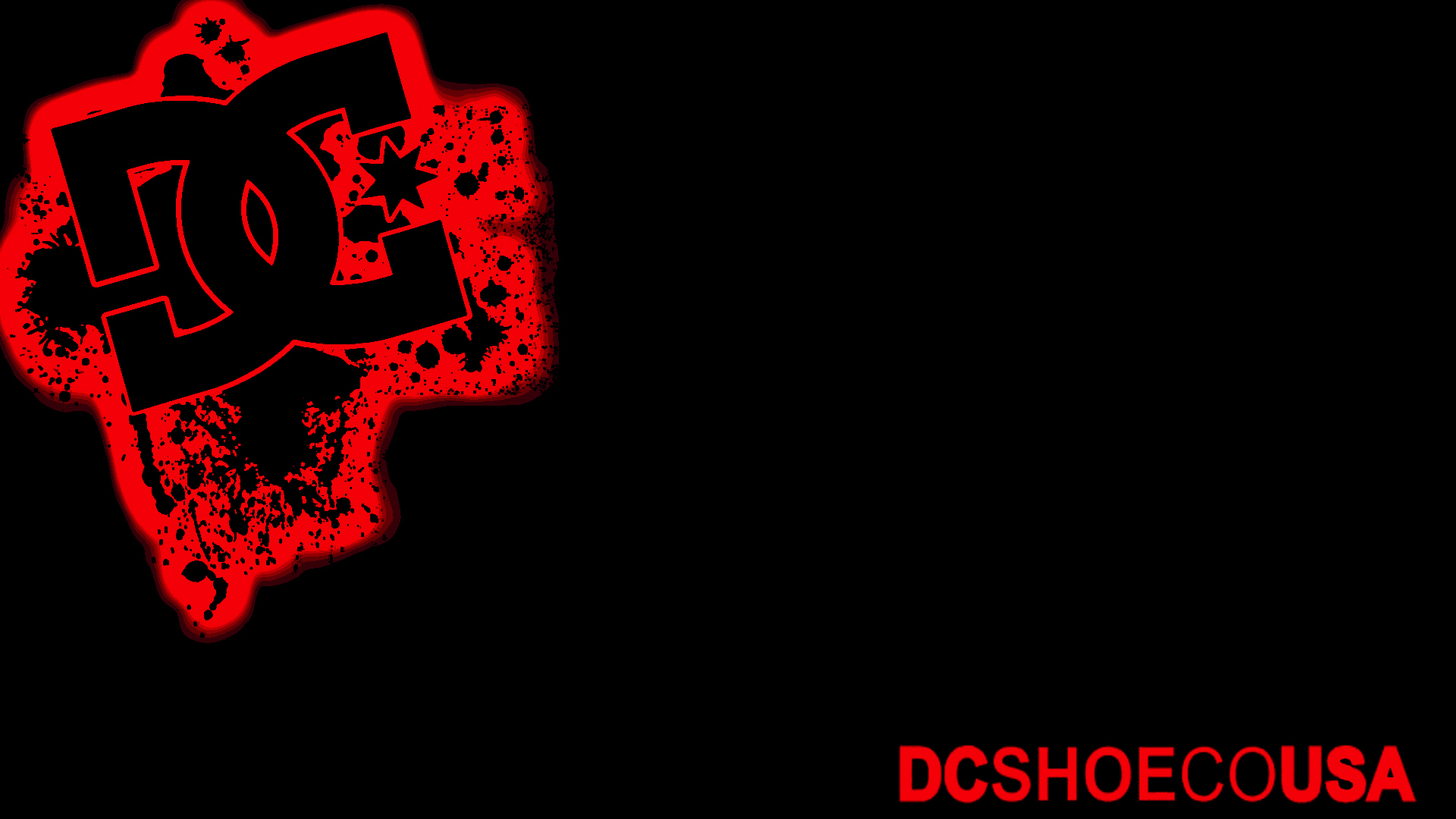 Red Black Dc Shoes