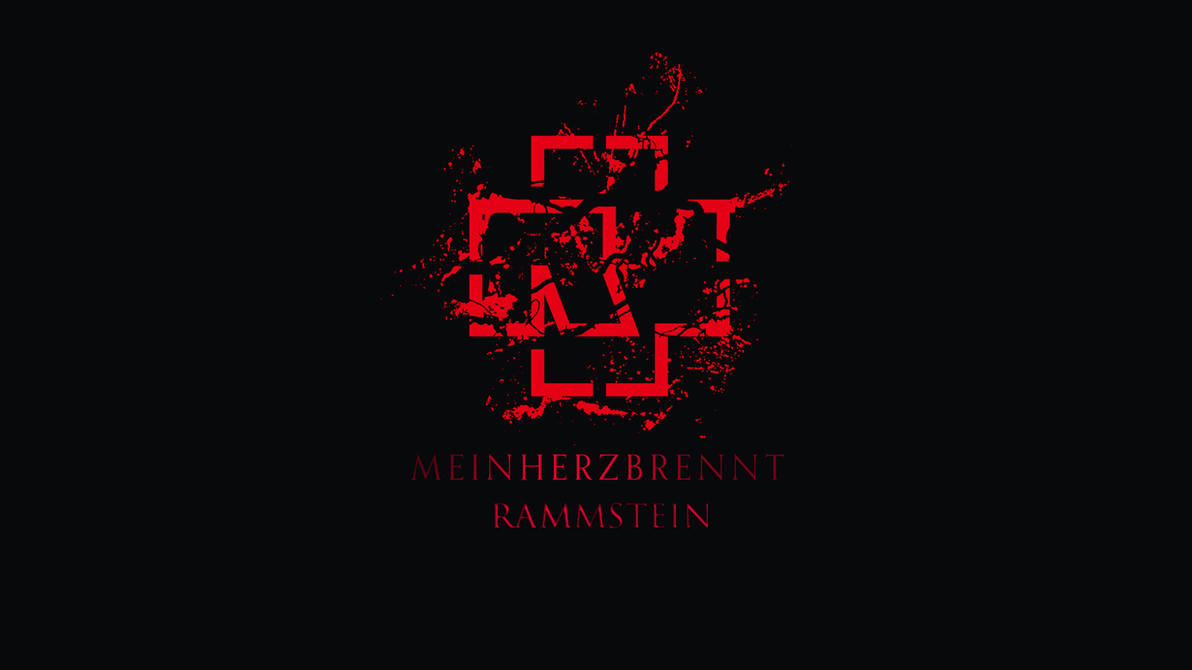 Rammstein Mein Herz Brennt Wallpaper by MetalSlasher on DeviantArt