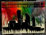 Crayon city