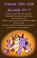 80 000 PV : Gaara and Sunaki Bunnies