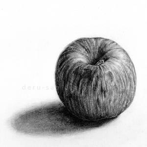 dessin : apple