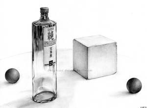 dessin : bottlecubepingpong