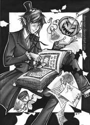 halloween elf? by deru-san