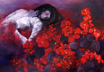 A la Vie a la Mort by gingaspace