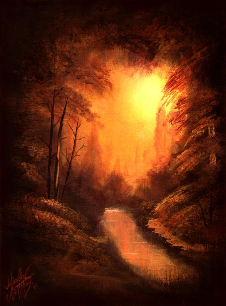 Dark Forest by mlappas