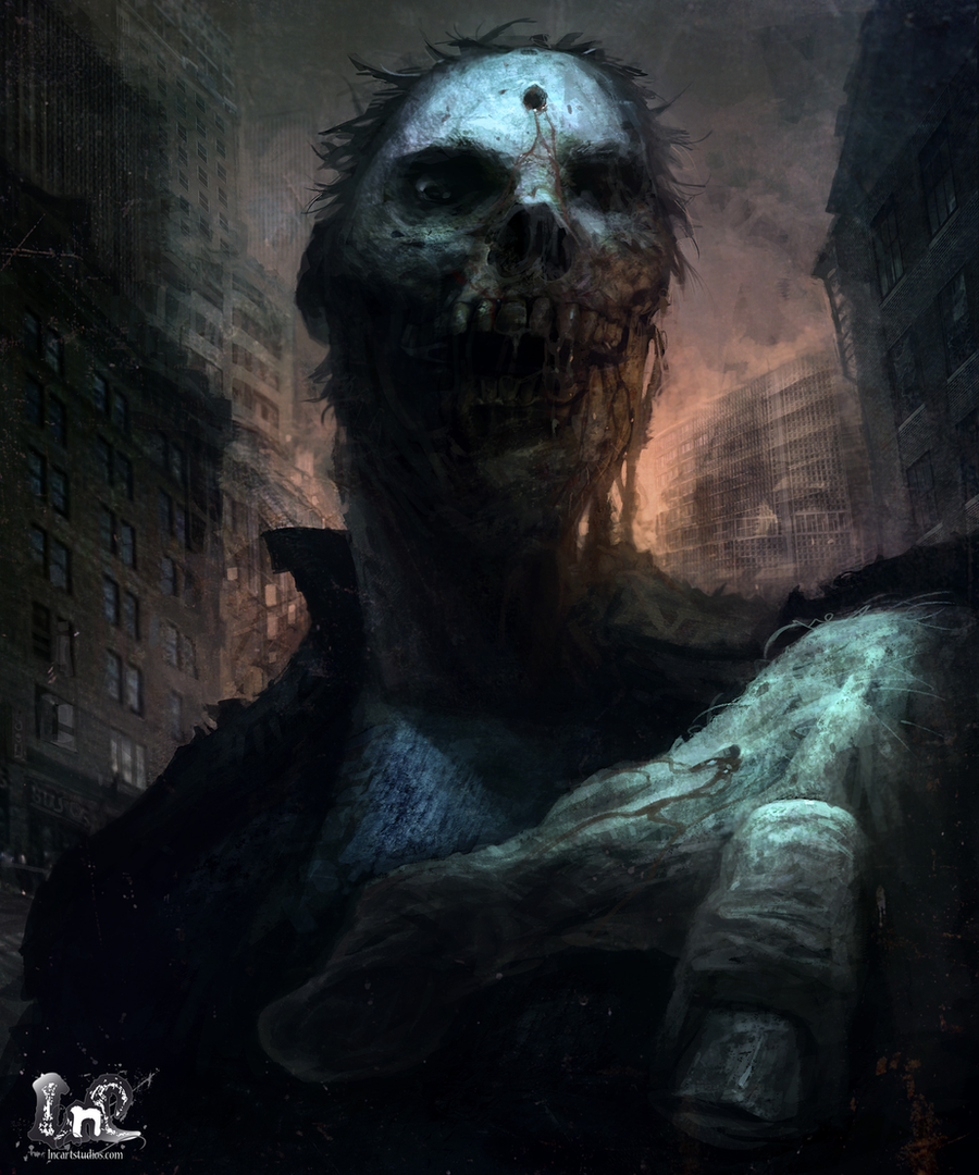 Zombie by mlappas