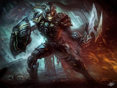 Undying Warrior