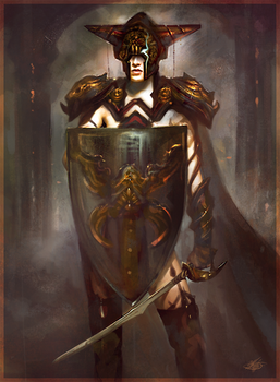 Female Ancient Warrior