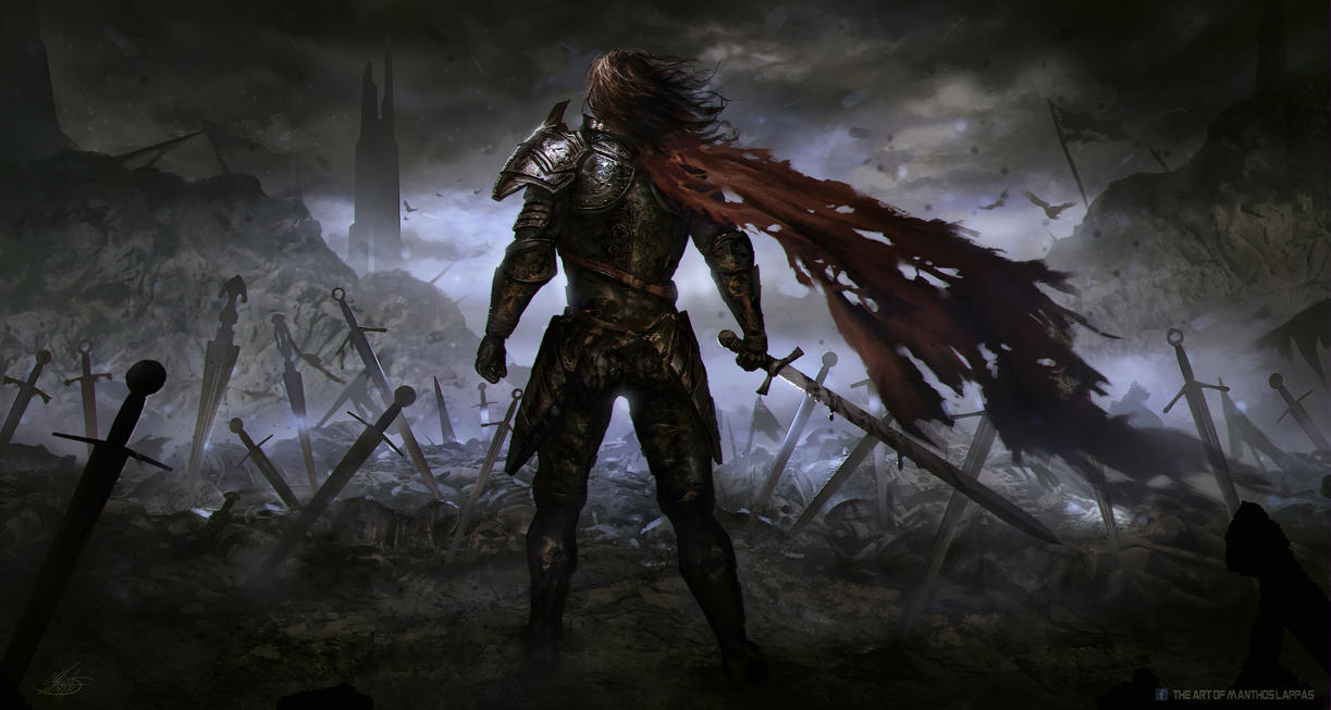 Death Battlefield by mlappas