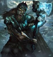 Ragnarok -Advanced Version-Card Art by mlappas