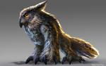 Owlbear-Commission