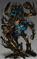 BoneWalker by mlappas