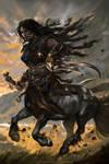 Raven-Gladiators of Dragon Isle  KS board game