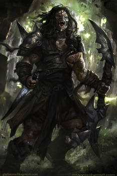 Faran-Gladiators of Dragon Isle| KS board game