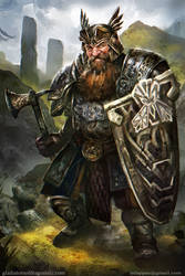Flint-Gladiators of Dragon Isle|board game by mlappas