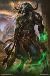 AxeWeaver--Gladiators of Dragon Isle|board game