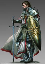 Sir Roland by mlappas