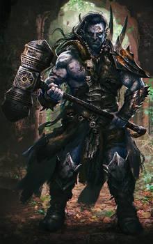 Rogan- Gladiators of Dragon Isle