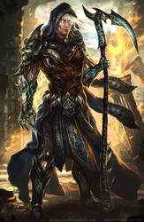 Sidious- Gladiators of Dragon Isle by mlappas