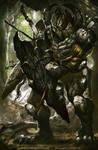 Kaan- Gladiators of Dragon Isle by mlappas