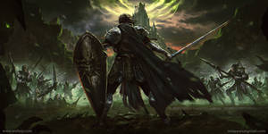 Sir Roland and the Undead Horde- Warriors of Light