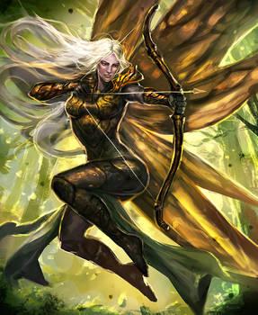 Fairy Assassin--Arcane Gladiator TCG