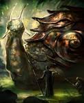 Colossal Snail-Arcane Gladiator TCG