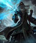 Frost Mage--Arcane Gladiator TCG