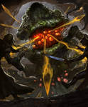 BladeSpore--Arcane Gladiator TCG