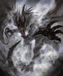 Mist Dragon--Arcane Gladiator TCG