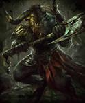 Minotaur-Arcane Gladiator TCG
