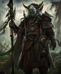 Ogre Mage-Arcane Gladiator TCG