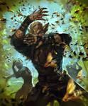 Swarm of Wasps--Arcane Gladiator TCG