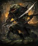 Sliith Berserker-Arcane Gladiator TCG