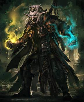 Goblin Mage-Arcane Gladiator TCG