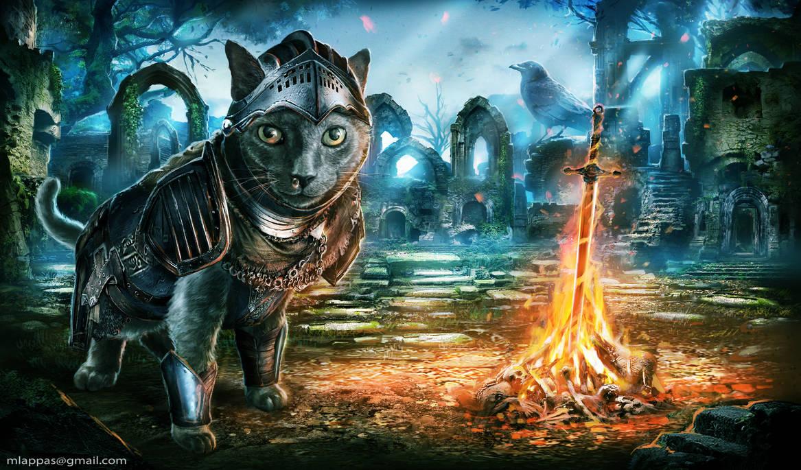 Smokey-Dark Souls Commission